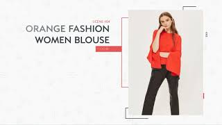 Fashion Market Promo - After Effects template from Videohive
