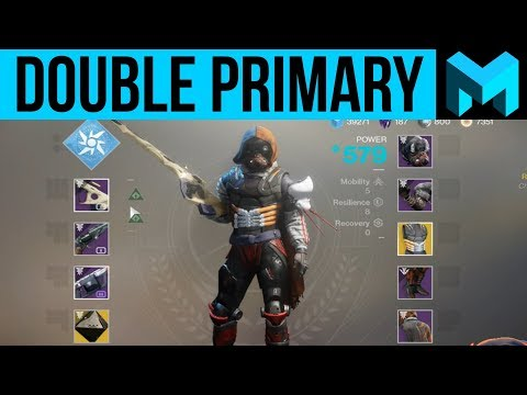 Double Primary! D2 Throwback Randomized Loadout