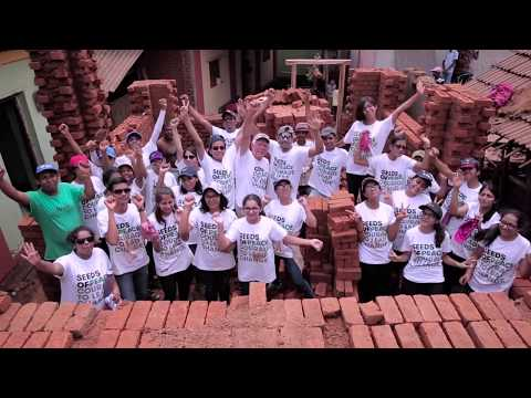 Seeds of Peace :: Habitat for Humanity Youth Build 2017