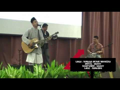 Hingga AKhir Nafasku - muZzy live akustik @ UiTM, Shah Alam