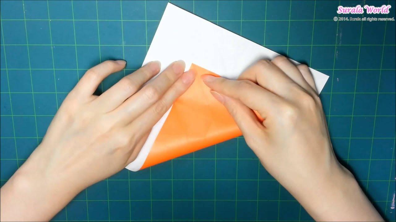 Origami - Jewel Box (Gift Box) / 종이접기 - 보석 상자 (선물 상자 ... - photo#5
