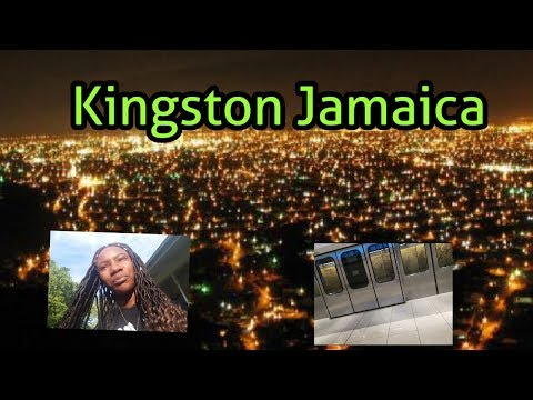 2018 Travel Vlog to Kingston Jamaica