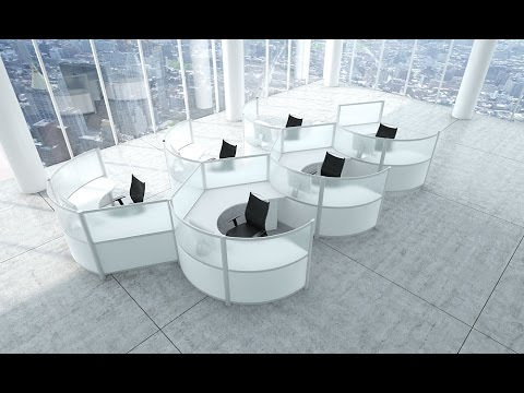 Modern Office Furniture and Contemporary Office Design