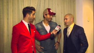 Download Enrique Iglesias with Pitbull backstage Interview at iHeartRadio Ultimate Pool Party (HD) MP3 song and Music Video
