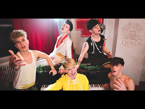 Queen - Bohemian Rhapsody [Boyband RoadTrip]