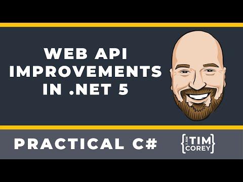 WebAPI Improvements in
