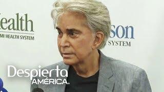 José Luis Rodríguez 'el Puma' Reaparece Después De Un Doble Trasplante De Pulmón