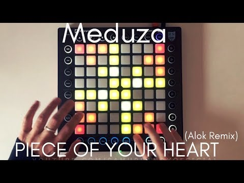 Meduza - Piece Of Your Heart Alok Remix  Launchpad Pro Cover