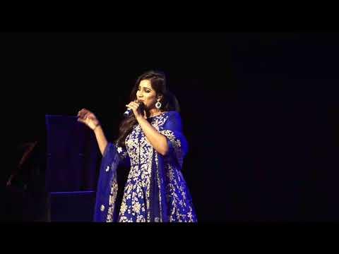 Zoobi Doobi Song Live By Shreya Ghoshal
