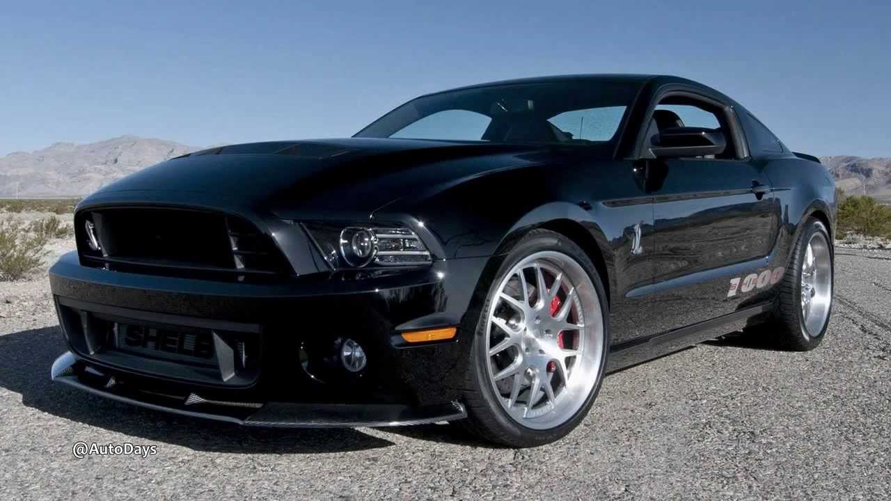 2014 Shelby 1000 Sedan Preview Youtube