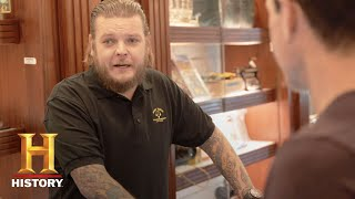 Pawn Stars: William J. Stone Copy of the Declaration of Independence (Season 14) | History