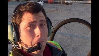 Seatac Stolen Plane * Seatac Airport Stolen Plane Audio * Rich Beebo Russell stolen q400