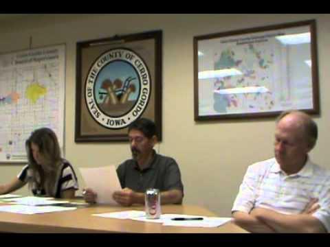 CG Supervisors June 21, 2011