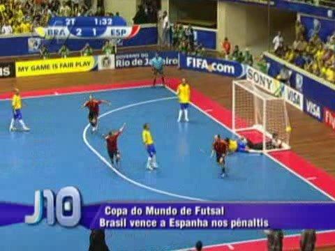 Copa do Mundo de Futsal - Brasil hexa campeão - YouTube 6d8811c0de5ab