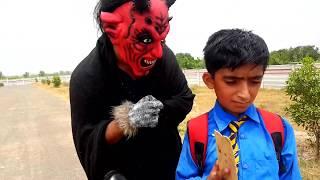 Short Video Social Message    Shaitan vs Kid    Shaitan aur Student Part 03    Moral Kahaniya