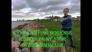Kyst Camping Bogense risikerer ny oversvømmelse