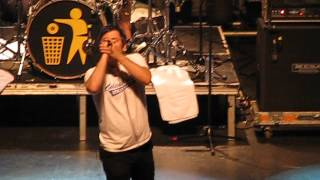 Lagwagon - Island of shame (Montreal oct 14th 2012)