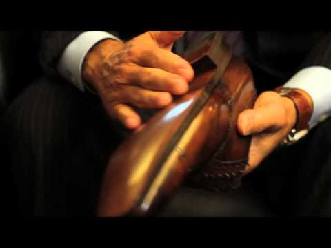 Part 2 With Bob Fitzgerald : What Shoe To Wear With A Blue Suit