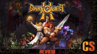 DARK QUEST 2 - PS4 REVIEW (Video Game Video Review)