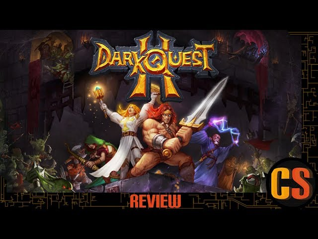 DARK QUEST 2 - PS4 REVIEW