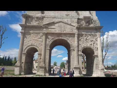 Triumphal Arch of Orange