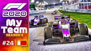 F1 2020 Career Mode Part 24: Teamwork makes the Dream Work