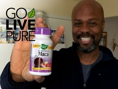 What Are Maca Root Benefits For Men: My Story.