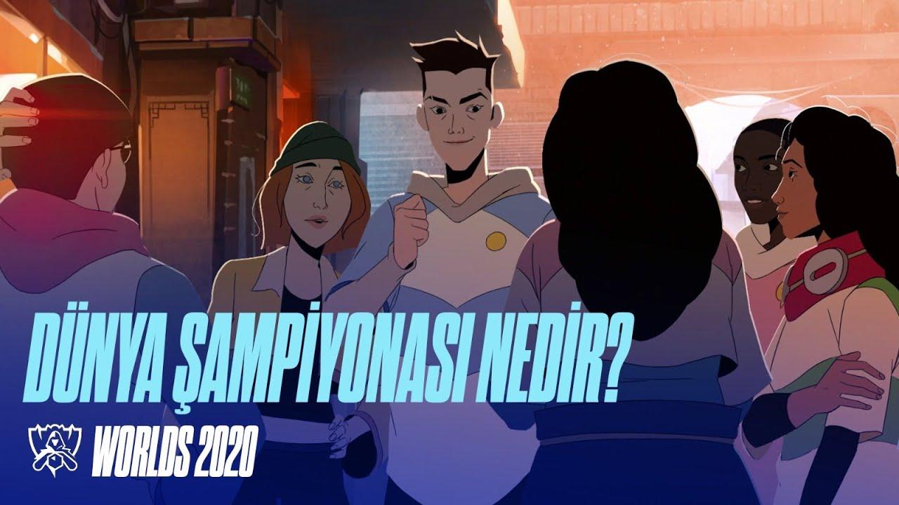 Dünya Şampiyonası Nedir? | 2020 Dünya Şampiyonası - League of Legends