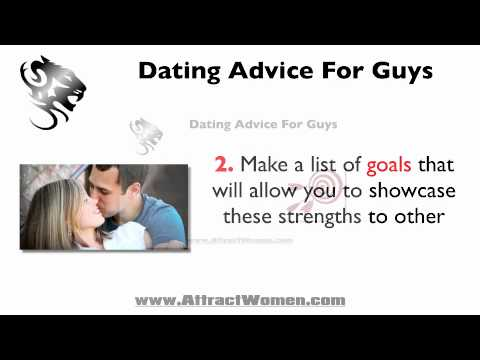 dating advice for guys youtube