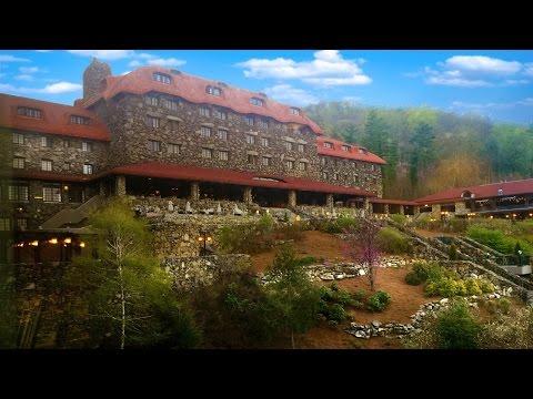 Omni Grove Park Inn - Walkthrough Spring 2015
