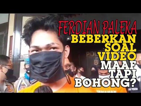 Youtuber Ferdian Paleka Beberkan Soal Video Viral Dirinya Bilang