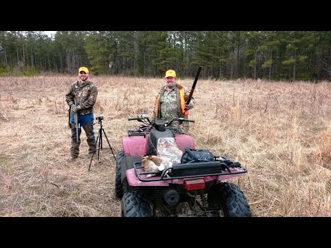 Rabbit Hunting With Beagles! Awesome Hunt!