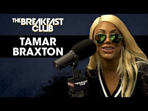 Tamar Braxton On Her Final Album, Not Wanting Drama, Producing For TV & More