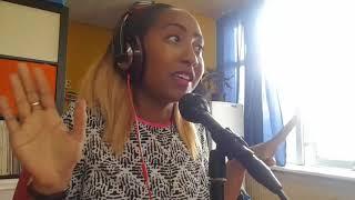 # Vlog 8: AYO Radio (excuses voor het beeld)