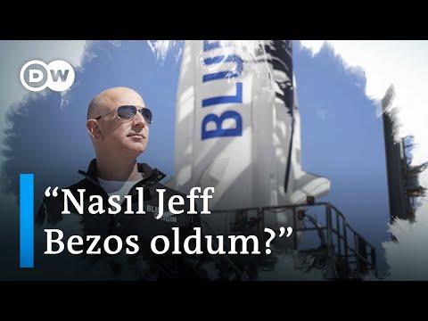 Dünyanın en zengin adamı Jeff Bezos bugünlere nasıl geldi? – DW Türkçe