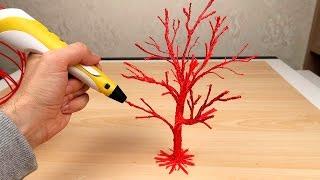 3D РУЧКА из Китая! Рисую дерево!(3D Ручку покупал тут: https://goo.gl/A81RPd ➤ ЗD Ручка на Алиэкспресс: http://ali.pub/7ndjx ➤ Стержни для 3D ручки: https://goo.gl/s4vztx..., 2016-11-19T08:00:03.000Z)