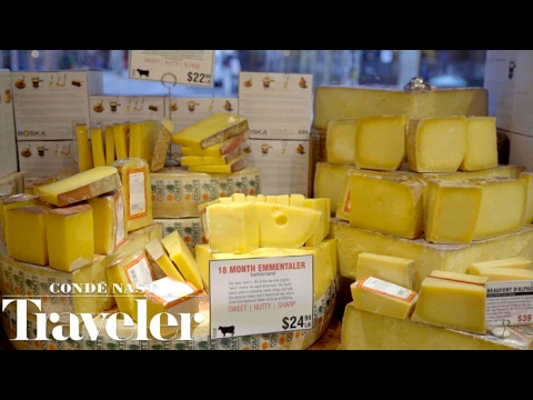 Meeting the Mongers at Murray's Cheese Shop | Condé Nast Traveler