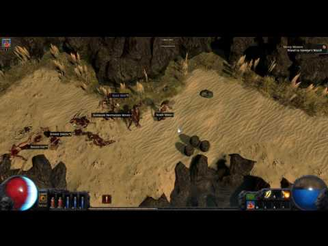 Path of Exile - The Tidal Island