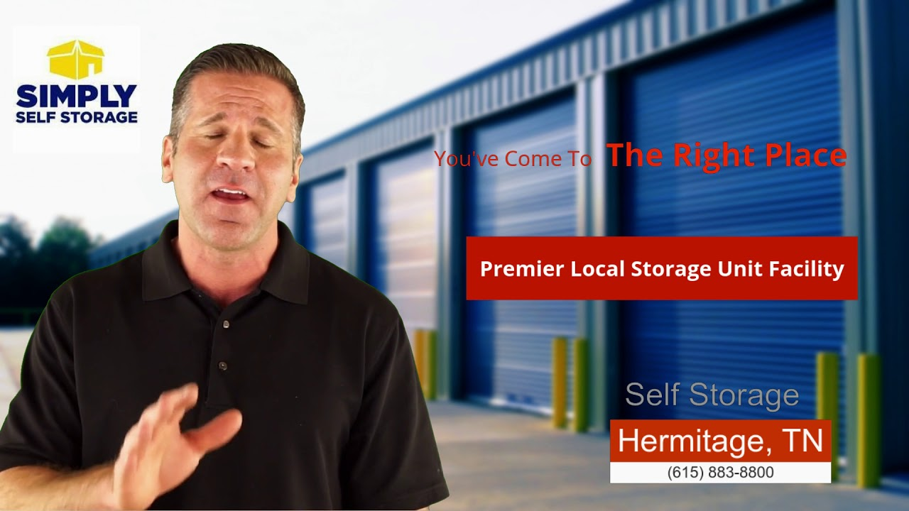 #selfstorage #storageunits  sc 1 st  YouTube & Self Storage Hermitage TN | (615) 883-8800 | Storage Units Near Me ...