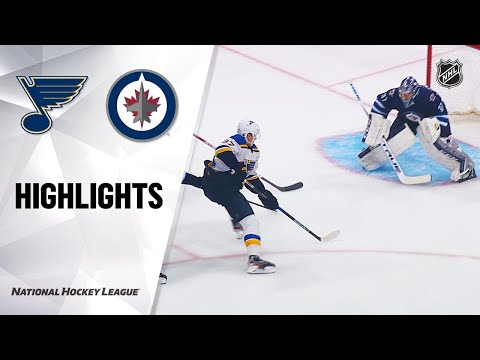 09/20/19 Condensed Game: Blues @ Jets