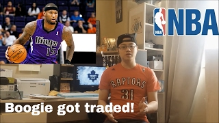 NBA Trade Deadline 2017