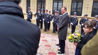 La sympathie du grand-duc de luxembourg