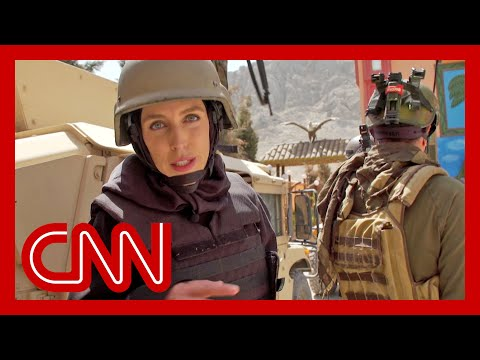 CNN gets exclusive access to Afghan base in Kandahar