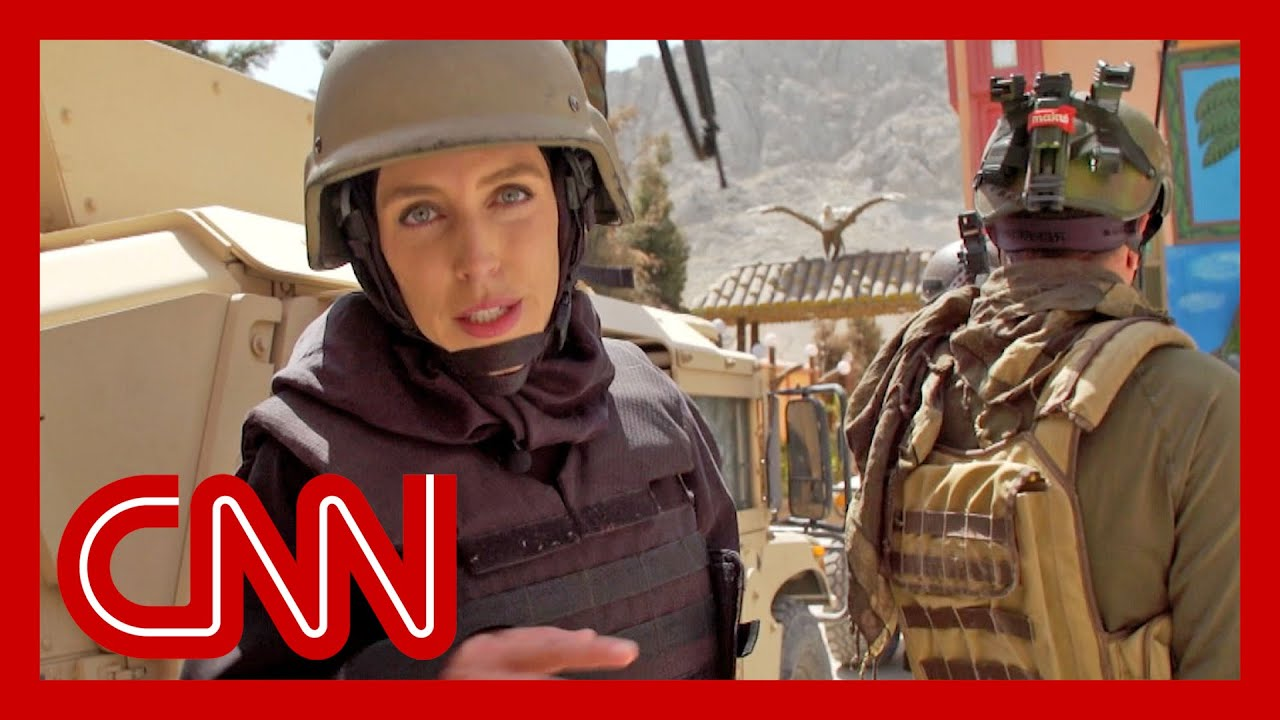 Download CNN gets exclusive access to Afghan base in Kandahar