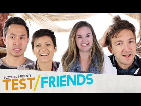 Thumbnail: We Gave Up Shampoo For A Week • The Test Friends