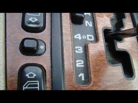 Что означают цифры 1 2 3 4 на селекторе автоматической коробки передач