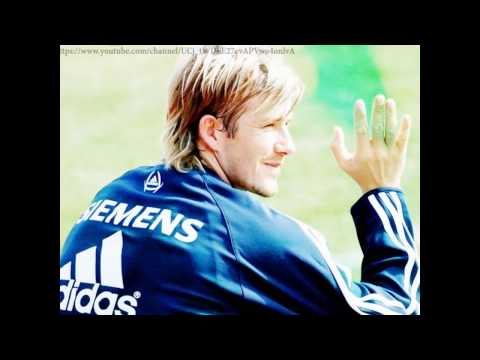 Дэвид Бекхэм (David Beckham) musical slide show