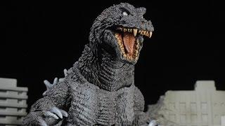 S.H.MonsterArts Godzilla (2001) (ゴジラ2001) Review