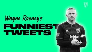 Wayne Rooney's Greatest Ever Tweets | B/R Football Ranks