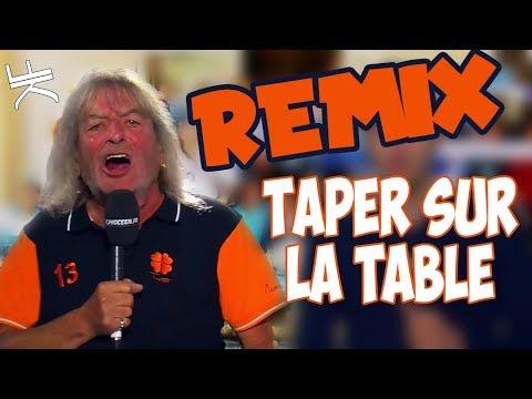 La minute de René - TAPER SUR LA TABLE (REMIX)